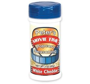Image de 70031-Assaisonnement à popcorn Cheddar Blanc 3oz