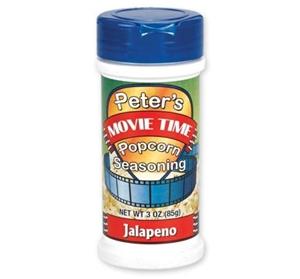 Image de 70032-Assaisonnement à popcorn Jalapeno 3oz