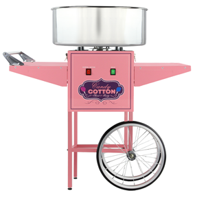 Picture of 72100-Cotton Candy Machine with Cart