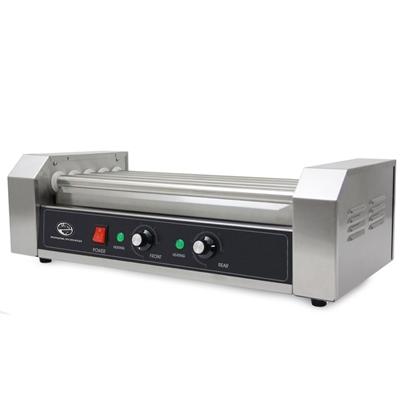 Image sur Machine à hot dog commerciale 5 rouleaux