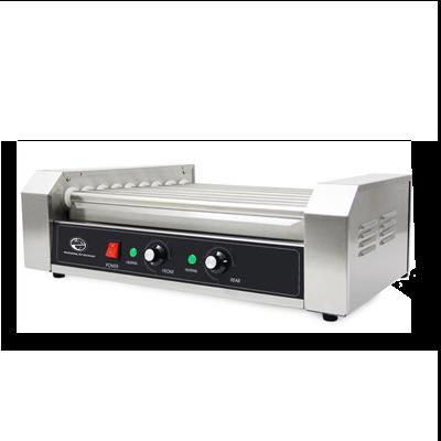 Image sur Machine à hot dog commerciale 9 rouleaux
