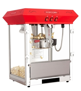 Picture of 71350-Popcorn machine of 8oz. tabletop