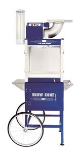 Image de Machine à cone glacé avec chariot