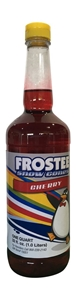 Picture of 73021 - Snow cone syrup Cherry 1L