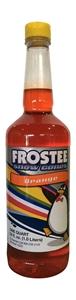 Image de 73026- Sirop à cônes glacés saveur orange 1L.