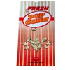 Picture of 70051-100-Pack of 100 Popcorn bag 1.5oz / Flag bottom