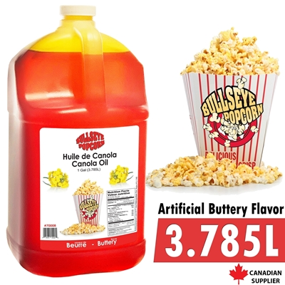 Picture of 70008-Canola Popping Oil  (3.785 litres)